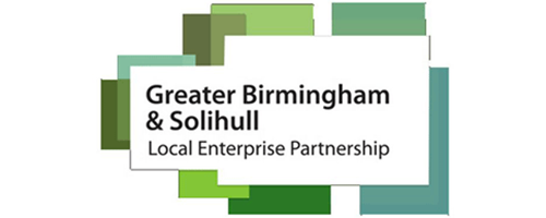 Greater Birmingham and Solihull Local Enterprise Partnership Logo