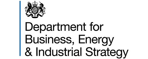 Business, Energy & Industrial Strategy Logo