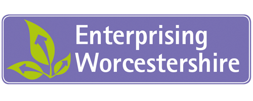 Enterprising Worcestershire Logo