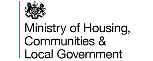 Housing Cummunities and Local Govt Logo